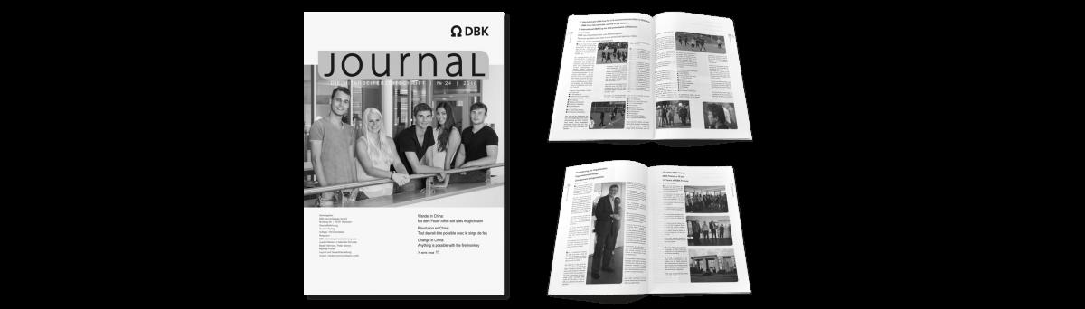 DBK-Journal Mitarbeiterzeitung