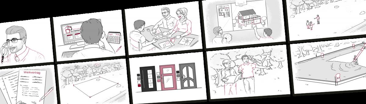 Der Weg zu deinem Scheller-Haus: Step-by-Step-Anleitung