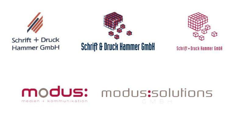 35 Jahre Firmenjubiläum – Logo-Entwicklung