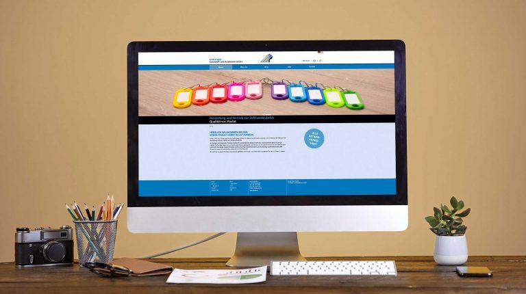 Erwin Paulat GmbH – Webdesign & -entwicklung