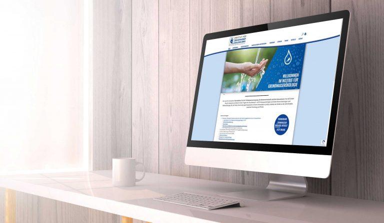 Institut für Grundwasserökologie IGÖ GmbH – Webdesign & -entwicklung