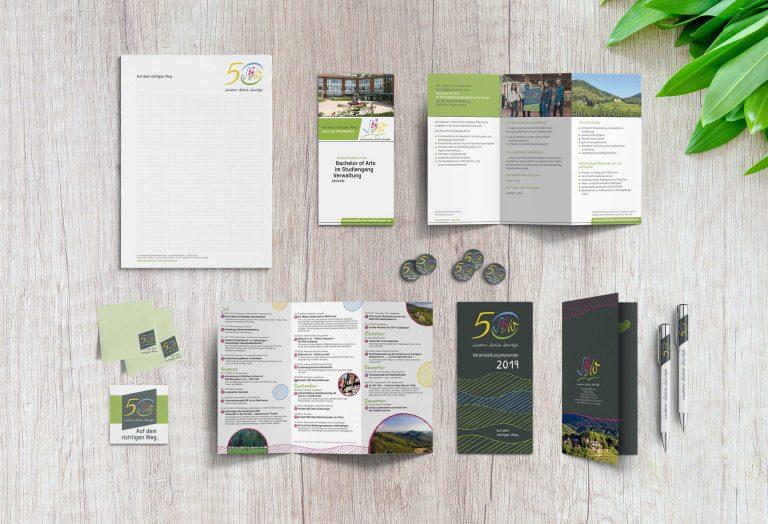 Kreisverwaltung SÜW – Design/Content/Konzeption/Werbemittel