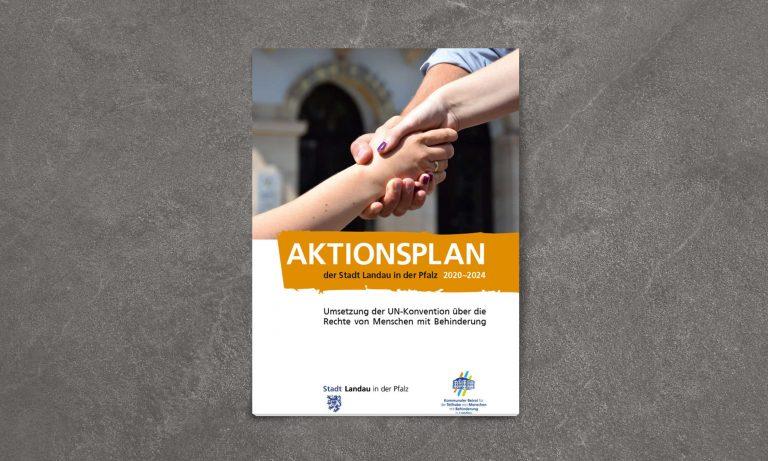Aktionsplan 2020–2024 | Stadt Landau in der Pfalz |Design