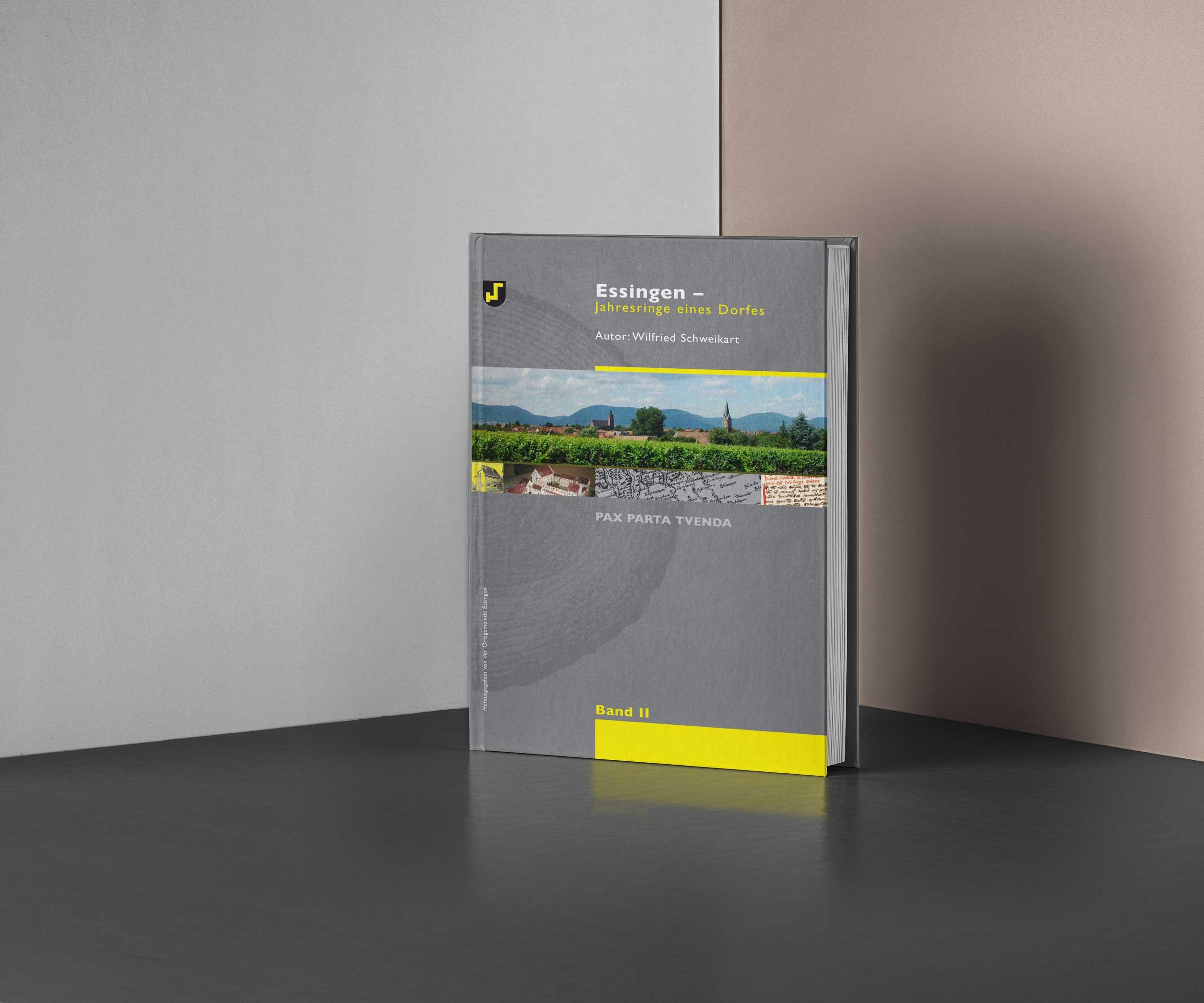 Ortschronik Essingen | Design
