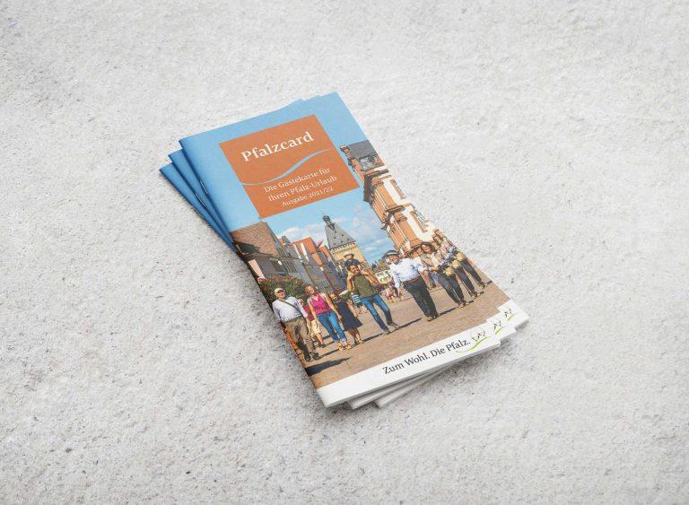 Pfalzcard – Pfalz Touristik | Design