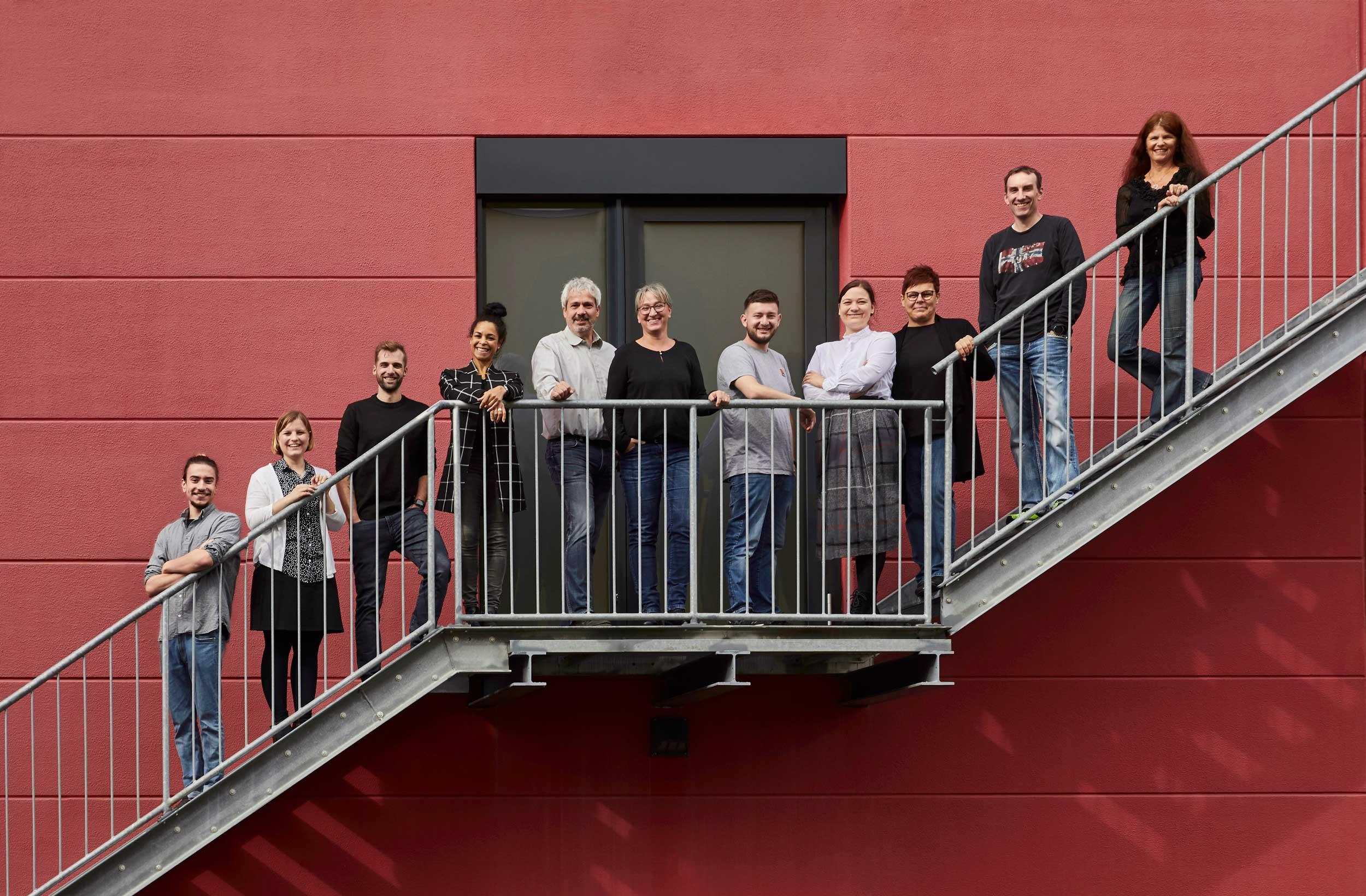 modus: vorstellend | Das Team | Kreativagentur in Landau